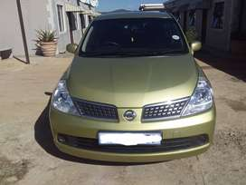 2007 Nissan Tiida 1.6 visia hatchbag for SALE