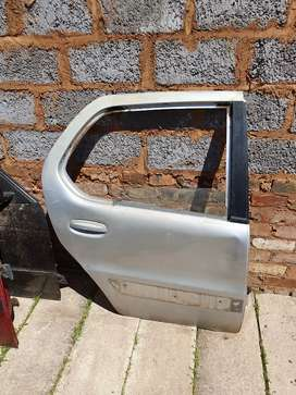 Tata indica rear right door shell