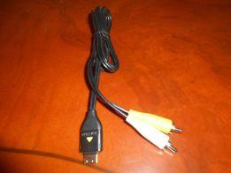 Оригинал AV-кабель Audio/Video Samsung SUC-C3, SUC-C5, SUC-C7,SUC-C8 (