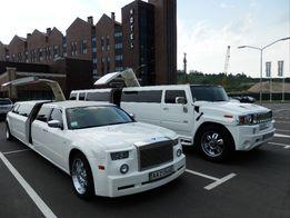 Прокат лимузина в Киеве.Заказать лимузин на вечеринку.Авто на свадьбу.