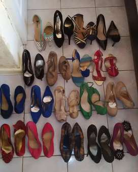 Ladies and girl's second hand clothing