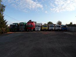 Usługi Transportowe do 15 ton