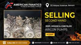 Second Hand Jeep, Dodge & Chrysler Aircon Pumps