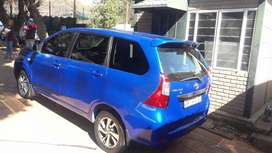 Toyota Avanza 1.5Tx Seven Seaters Manual For Sale