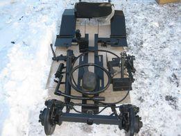 Комплект для переоборудования мотоблока 12 л с в минитрактор