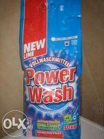 Стиральный порошок Power Wash 10 кг. Доставка Бесплатная.