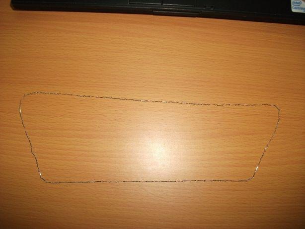 Серебряная цепочка советская(50-60 годов), окружность 60см Полтава - изображение 3