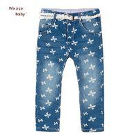 Продаются джинсы, брюки, джинсовые штаны на девочку размеры 4 - 9 лет