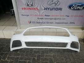 Ford mustang bumper