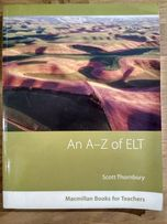 An A-Z of ELT Scott Thornbury, Macmillan