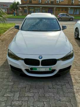 BMW 328i F30 M Performance