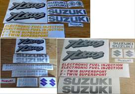 TL1000S decals / vinyl cut sticker kit