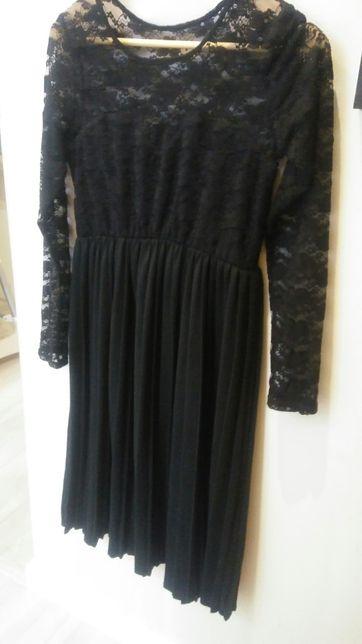 Sukienka ciążowa koronkowa świąteczna Działdowo - image 6