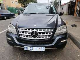 2013 Mercedes Benz ML350  4Matic