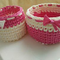 Декоративные корзинки hand made