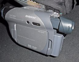 Kamera Sony DRC-DVD 105