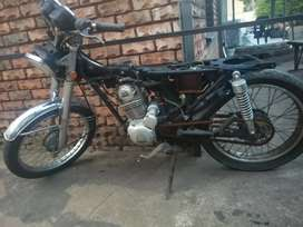 Bike to sell to rebuild or for spares