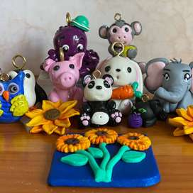 Unique handmade gifts and souvenirs from Chers Clay Creations.