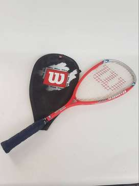Ref:D118.8; Various makes of squash racquets R150 each