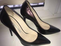 Лаковые туфли Gianmarco Lorenzi