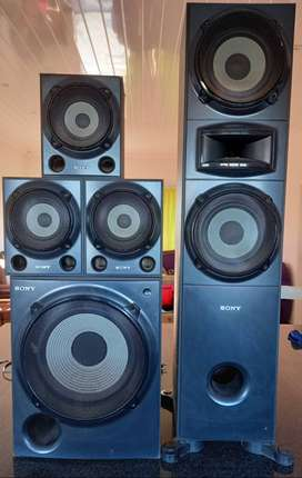 Sony Suround speakers & Subwoofer
