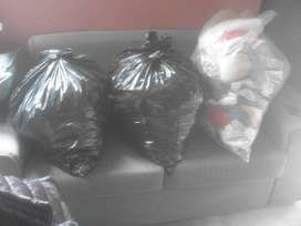 Selling 3 bags full of ladies and Baby Clothes