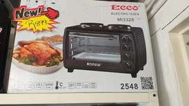 2 plate stove/oven r899