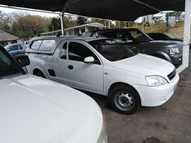 Beautiful well maintained corsa bakkie forvsale