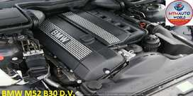 Imported used BMW E36/E46 6 CYLINDER 24V Engines for sale at MYM AUTOW