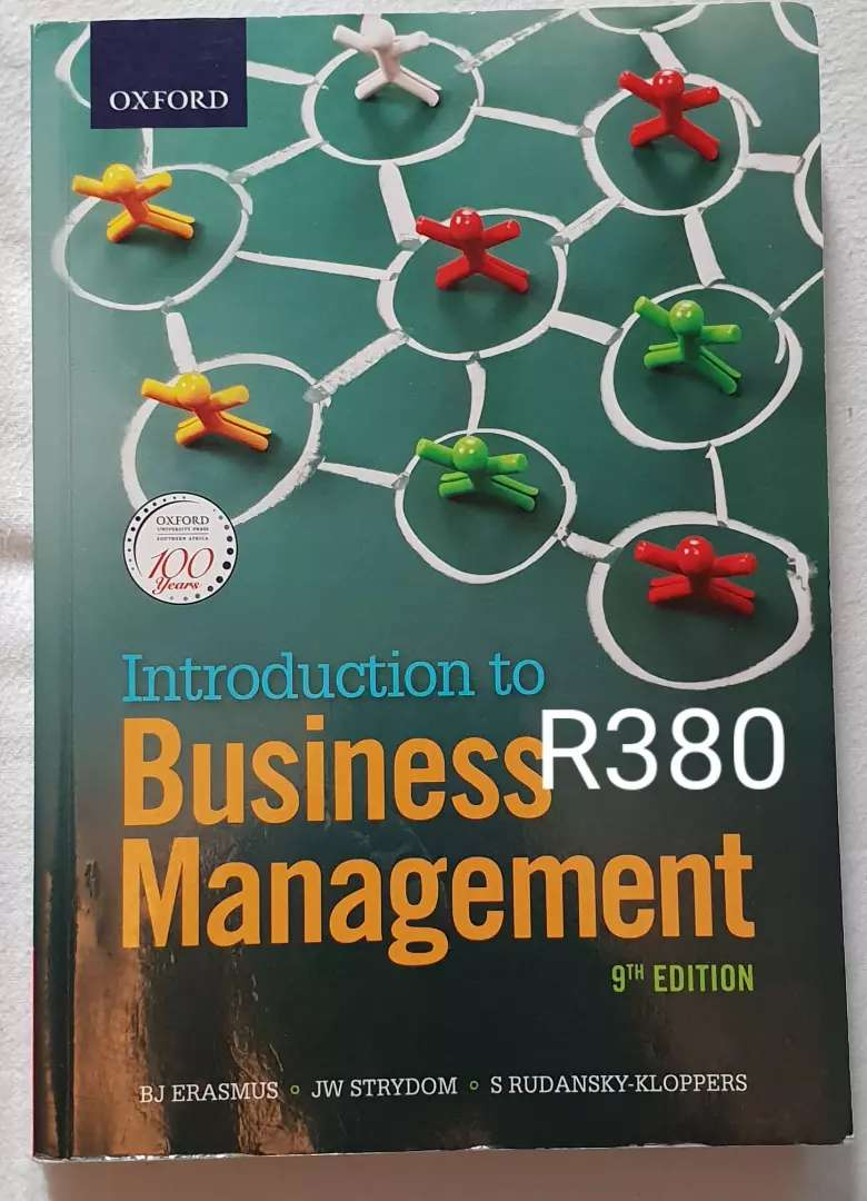 Introduction to Business Management 0
