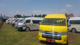 Toyota quantums available