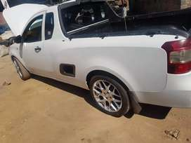 Selling my bakkie at a very good away price