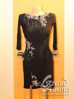 Платье бальное, латина Grand Amour