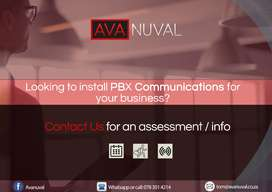 Looking for PBX Communications?