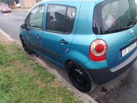 I m selling my Renault modus good in condition
