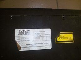 Штатный CD ченджер Lexus gs 300