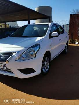 Am selling my nissan almera 2018 automatic good condition