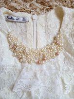крутое элегантное платье известного бренда BULICCA