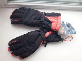 Перчатки salomon женские, лижные S