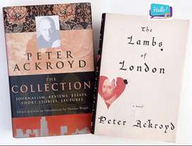 Peter Ackroyd Only for Connoisseurs