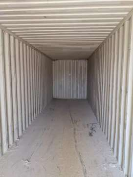 6m & 12m container available