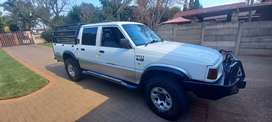 Ford courier with lexus V8