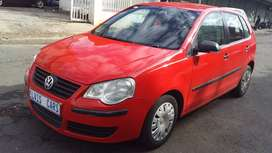 VW polo bujwa 1.6 2007 in Excellent condition