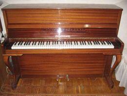 Продаётся пианино«Zimmermann» коричн.