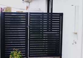 NUTEC SLATED FENCING AND DRIVEWAY GATES