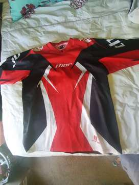 MSR Axxis Racing Pants & Thor Jersey