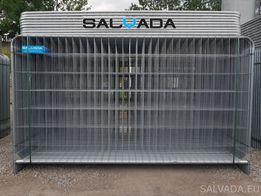 Ogrodzenie Tymczasowe/Budowlane Panel Ażurowy Wynajem Sprzedaż