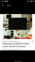 Обогреватель NANO PH 30421Z чёрный