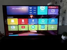 jvc smart tv for sell 42inch