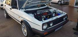 Vw golf 2 turbo